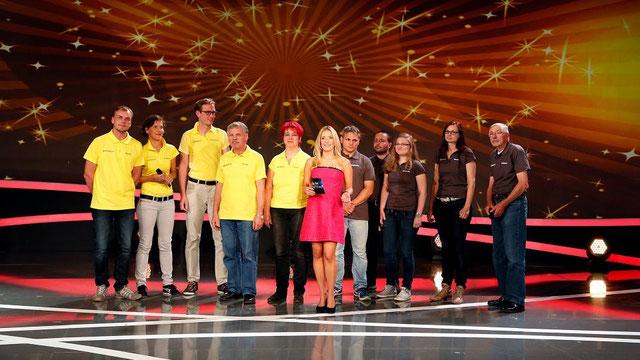 Marbach in der MDR-Show