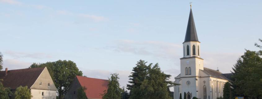 Kirche Greifendorf
