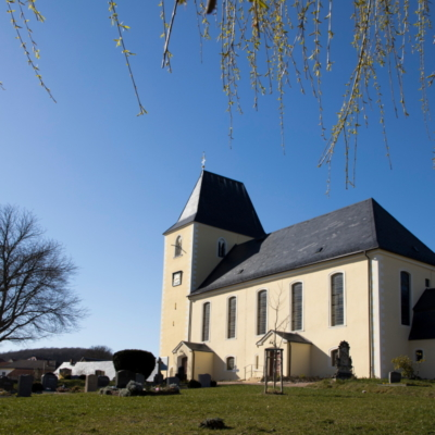 Kirche Marbach