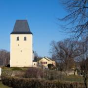 Kirchturm Marbach